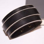 Retro Cuff Leather Wristband