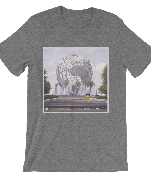 Tav the Duck at Fresh Meadows Park T-Shirt